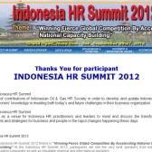 www.indonesiahrsummit.com