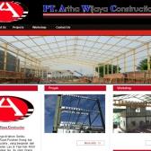 www.arthawijaya-construction.com